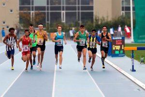 Entrenamiento atletismo alto rendimiento, 2