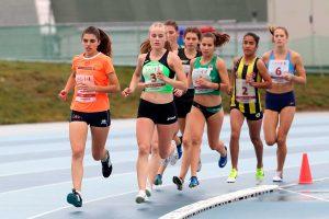 Entrenamiento atletismo alto rendimiento, 3