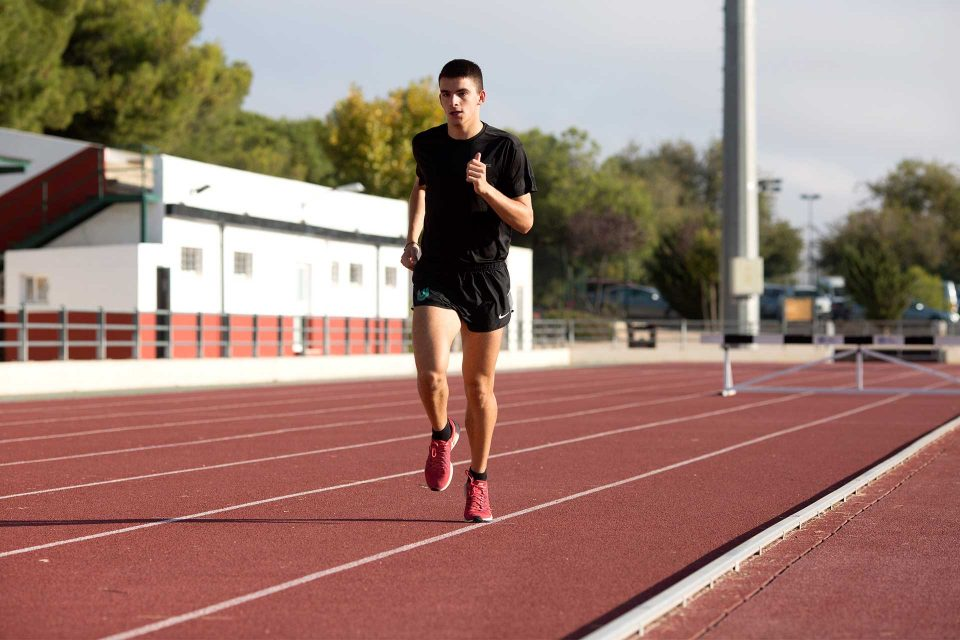 5000 M.L - 10000 M.L Atletismo, fondo y medio fondo