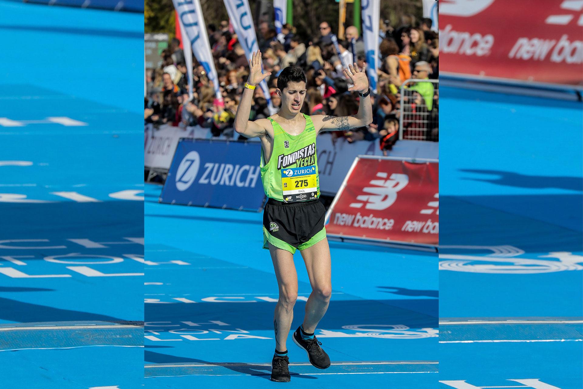 Maratón de Sevilla, planes de entrenamiento
